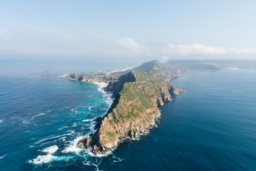 Fototapeten Südafrika The famous Cape Point (South Africa)