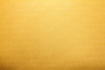 cloth gold texture background.