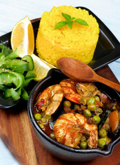 Delicious Seafood Curry