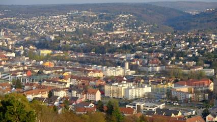 Pforzheim Baden-Württemberg Großstadt
