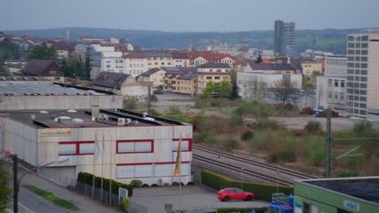 Pforzheim Stadt in Baden Württemberg