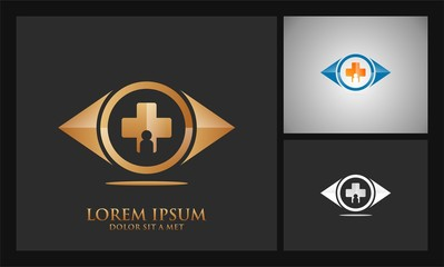 eye media health logo