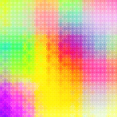 Abstract geometric art colorful background with vibrant colors.