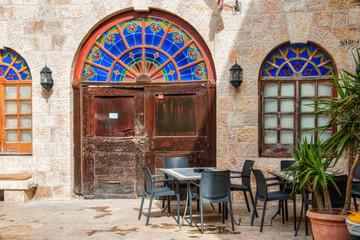 Canvas Prints Morocco architecture