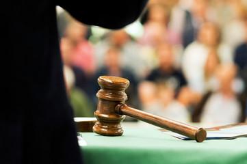 auction  bid sale judgment mallet