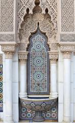 Unique moroccan concept design.