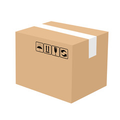 box illustraiton