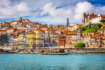 Porto, Portugal Skyline Wall mural