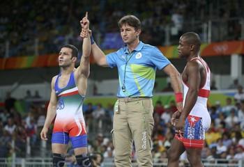 Wrestling - Men's Freestyle 57 kg Bronze