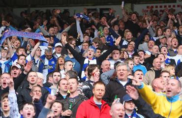 Burnley v Blackburn Rovers Barclays Premier League