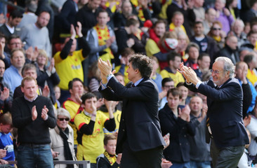 Watford v Leeds United - npower Football League Championship