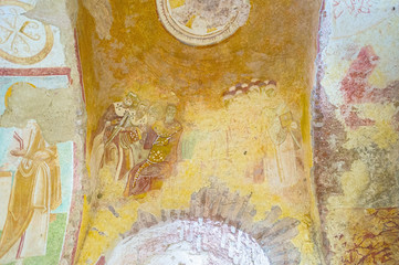 The church paintings