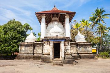 Gadaladeniya Rajamaha Vihara Temple