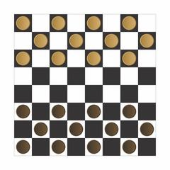 Checker board game
