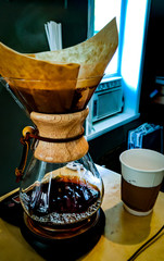 Third Wave Coffee From Pour Over