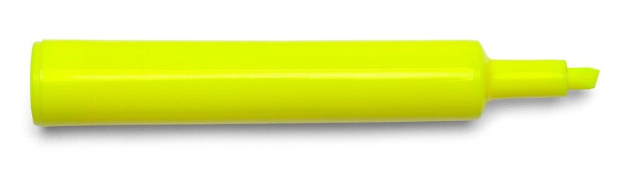Marker Highlighter Yellow