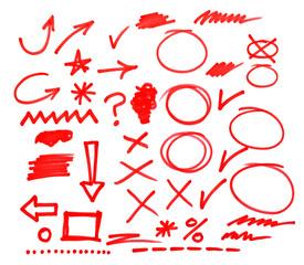Marker Scribbles