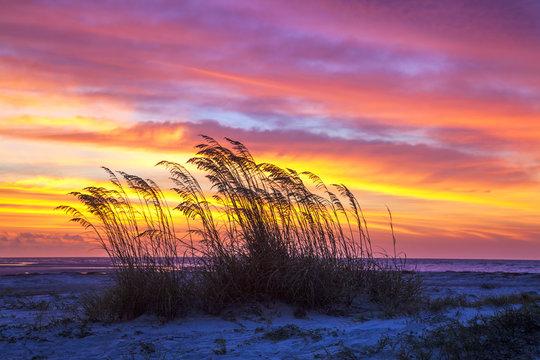 Sunrise, St Simons Island, GA