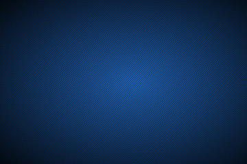 Black and blue abstract background with diagonal lines, vector illustration Fototapete