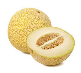 Galia melon composition isolated