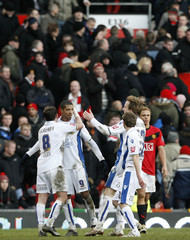 Manchester United v Leeds United FA Cup Third Round