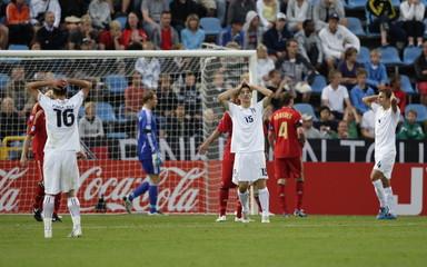 Italy v Germany 2009 UEFA European Under-21 Championship Semi Final