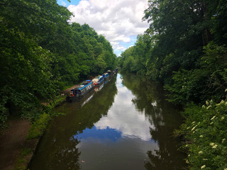 canal route