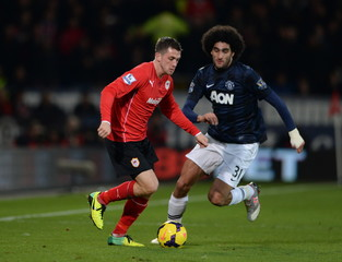 Cardiff City v Manchester United - Barclays Premier League