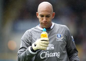 Burnley v Everton Barclays Premier League