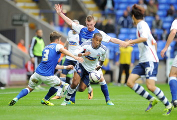 Bolton Wanderers v Ipswich Town - Sky Bet Football League Championship