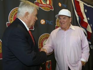 MLB: Cincinnati Reds-Press Conference