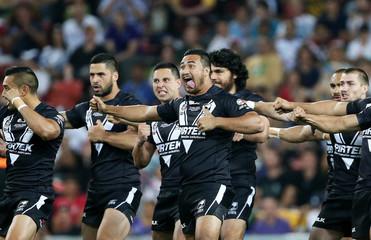 Australia v New Zealand - 2014 Four Nations
