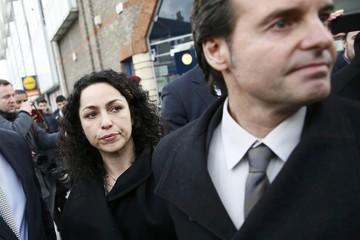 Former Chelsea Football Club doctor Carneiro leaves London South Employment Tribunal in Croydon