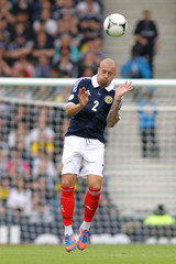 Scotland v Serbia 2014 World Cup Qualifying European Zone - Group A