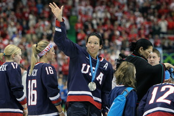 OLYMPICS: FEB 25 Women's Ice Hockey - Gold Medal Playoff Game - Canada v United States