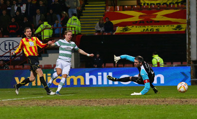 Partick Thistle v Celtic - Scottish Premiership