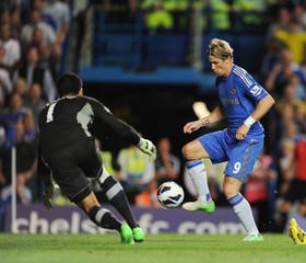 Chelsea v Reading - Barclays Premier League