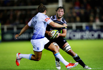Newcastle Falcons v Cardiff Blues - LV= Cup Pool Stage Matchday Two