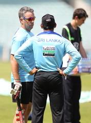 England & Sri Lanka Nets & Press Conferences
