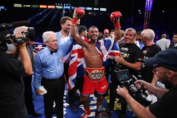 Shawn Porter v Kell Brook IBF Welterweight Title
