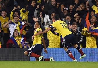 United States of America v Colombia - International Friendly
