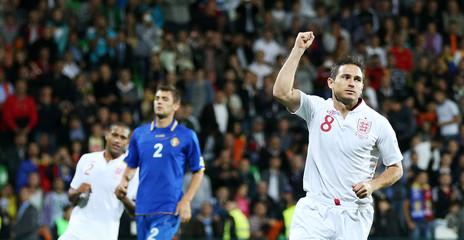 Moldova v England 2014 World Cup Qualifying European Zone - Group H