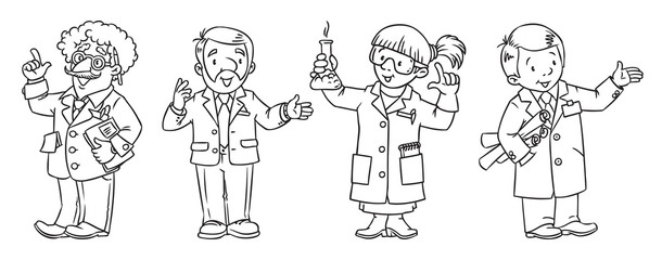 Science Coloring Book : Search photos by passengerz