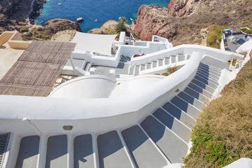 Santorini - The architecture of Oia.