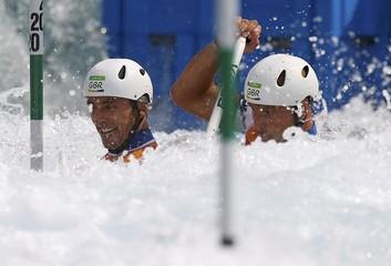 Canoe Slalom - Men's Canoe Double (C2) Heats