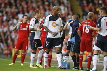 Liverpool v Bolton Wanderers Barclays Premier League