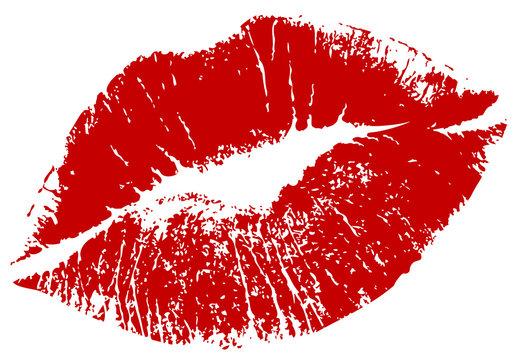 lips tracing