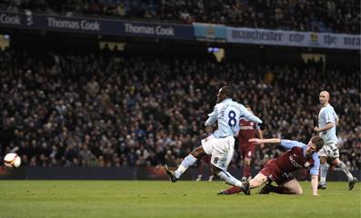 Manchester City v Aston Villa Barclays Premier League