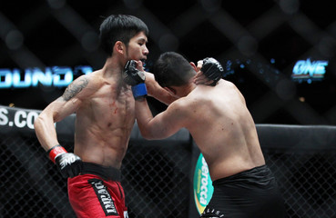 Soo Chul Kim v Bibiano Fernandes - World Bantamweight Title - ONE Fighting Championship