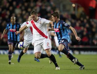 Southampton v Blackpool FA Cup Third Round